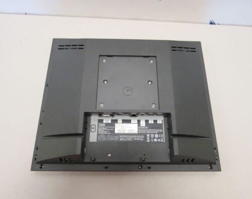 """IBM SurePoint 15/"""" Touch Screen Display 4820-51G TDX261"""