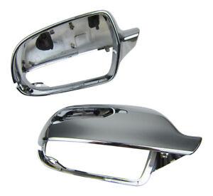 spiegelgeh use spiegel kappen chrom komplette geh use f r. Black Bedroom Furniture Sets. Home Design Ideas