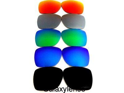 Galaxy Lente Di Ricambio Per Spia Ottica Timone Nero/blu / Verde/titanio/rosso