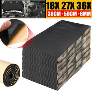 Suono-Protezione-Insonorizzante-Isolamento-Schiuma-Opaco-30-x-50-cm-9-Pezzi