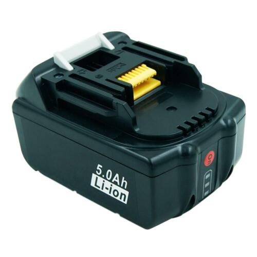 Newest Version Battery for Makita 18V 6000mAh Li ion Rechargeable BL1860 2020