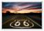 Choice-of-American-Diner-Fridge-Magnet-NEW-Route-66-Americana-USA-Retro miniatuur 10