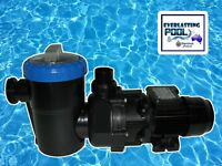 Fasco Aqua Drive 1.0 Hp Pool Pump Replace Stroud Eaquip Maplematic Monarch