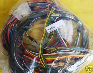 FIAT-500F-R-IMPIANTO-ELETTRICO-COMPLETO-Wiring-electric-cable
