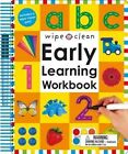 Wipe Clean: Early Learning Workbook by Roger Priddy (Spiral bound, 2013)