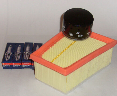 MK2 1.4 RENAULT SCENIC 03-09 SERVICE KIT OIL FILTER AIR FILTER SPARK PLUGS