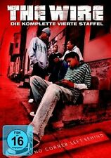THE WIRE, Staffel 4 (Dominic West) 5 DVDs NEU+OVP