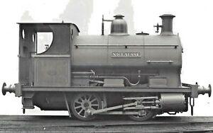 Hornby R3640, OO Gauge, Class W   0-4-0T   Peckett Tank Locomotive, 'Niclausse'