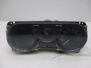 1980-80-FIREBIRD-INSTRUMENT-GAUGE-CLUSTER-85-MPH-W-WARNING-LIGHTS