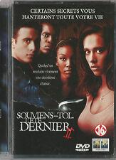 DVD Souviens-toi l'été dernier 2
