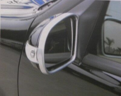 Confiable Chrom Spiegel Spiegelrahmen Für Mercedes W220 Ab Baujahr 2002 Nach Mopf Excelente Efecto De CojíN
