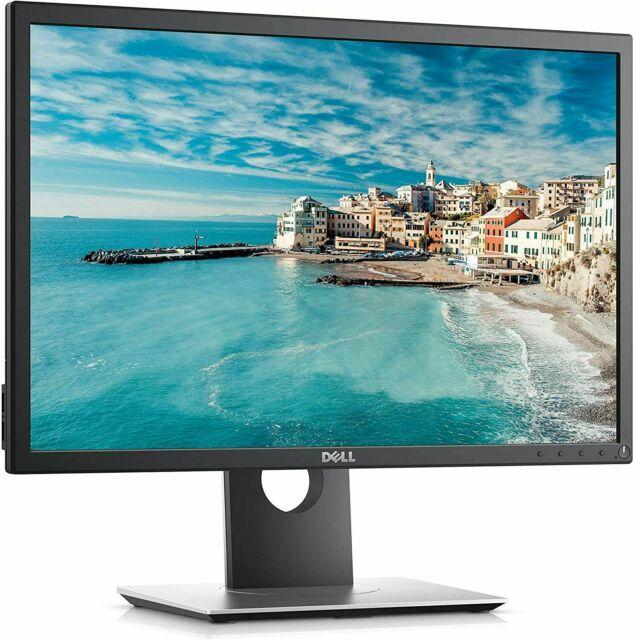 """Dell P2217 22"""" 16:10 LCD Monitor, 1680 x 1050, DisplayPort + HDMI + VGA Inputs"""