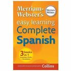 Merriam-Webster's Easy Learning Complete Spanish by Inc. Staff Merriam-Webster (2011, Paperback)