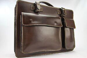 Und Mokka Aktentasche L Business Laptoptaschen Luxus BxnqRRS