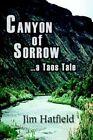 Canyon of Sorrow Jim Hatfield iUniverse Paperback Softback 9780595354092