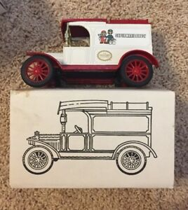 Rare Ertl Nintendo Super Mario Bros. 1914 Model T Bank #195 of 540 (#2113)