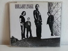 CD Single Promo OUR LADY PEACE Somewhere out there SAMPCS 11757