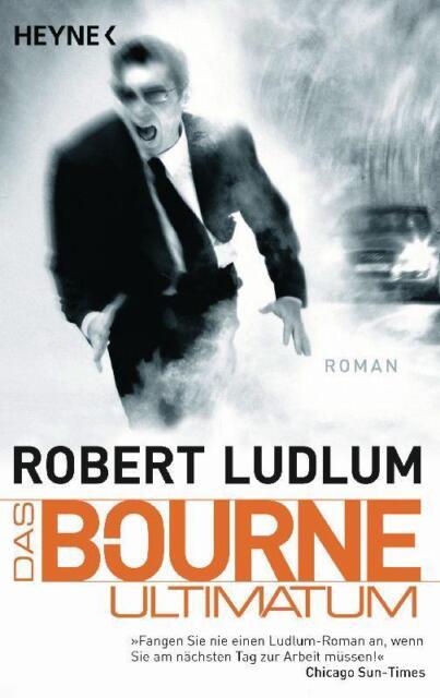 Das Bourne Ultimatum von Robert Ludlum (2011, Taschenbuch), UNGELESEN