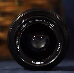 Very-Nice-MINOLTA-MAXXUM-AF-35-70-mm-f4-Zoom-for-Minolta-amp-Sony-A-Series