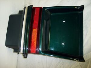Arriere-FENDER-Vert-Avec-Reflecteur-87-91-94-96-97-Honda-GL1500-Gl-1500