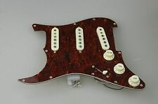 Fender Squier Standard Series Stratocaster LOADED PICKGUARD Left Handed 3402