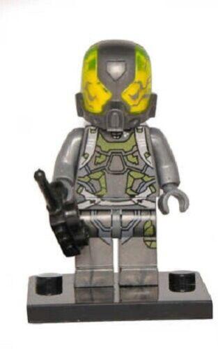 Ant Man Mini Figures NEW UK Seller Fits Major Brand Blocks Bricks Ant-Man Wasp
