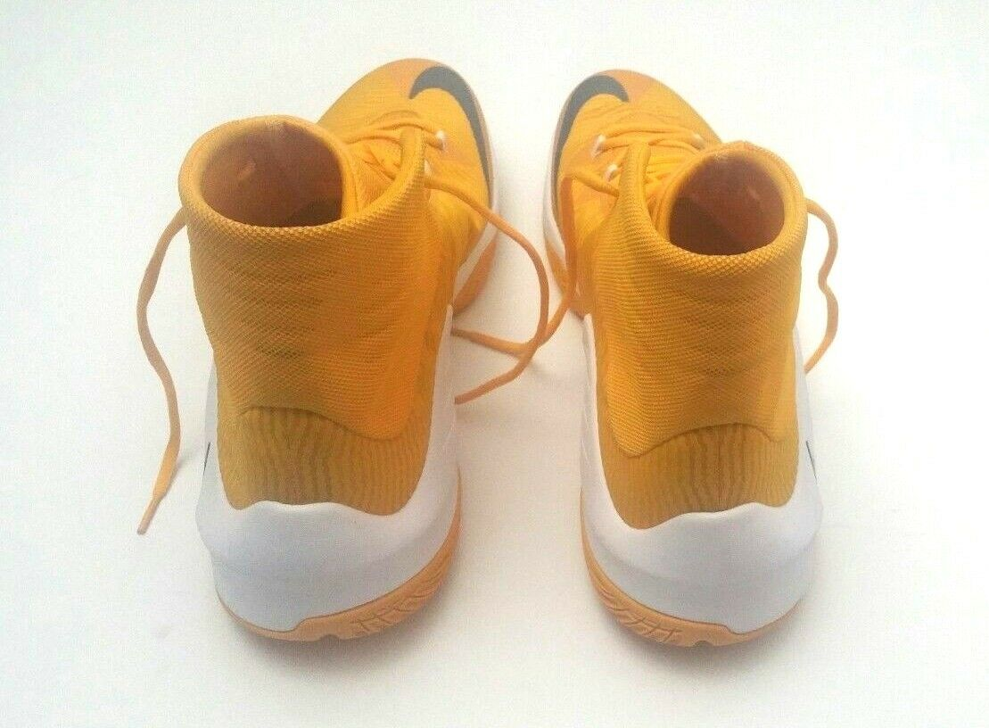 Nike Men's 856486-771 Zoom Schuhes Clear Out TB Basketball Schuhes Zoom Yellow/Weiß Größe 17.5 bd871e