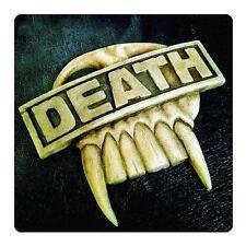 2000 AD Judge DREDD Licensed 1:1 Scale JUDGE DEATH BADGE Prop REPLICA Collect