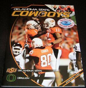 OKLAHOMA STATE COWBOYS FOOTBALL 2008 HOLIDAY BOWL GUIDE ...