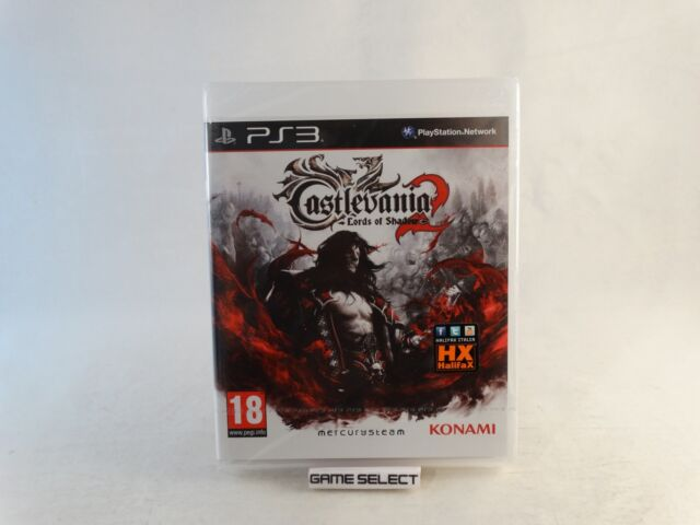 CASTLEVANIA LORDS OF SHADOW 2 SONY PS3 PLAYSTATION PAL ITALIANO NUOVO SIGILLATO