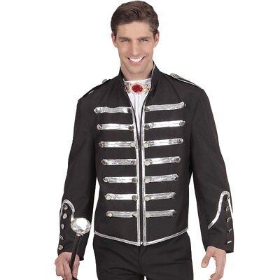 PARADEJACKE Herren Kostüm Gr. M (50) Rock Popstar, Musikverein, Militär Jacke | eBay