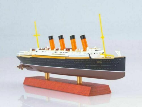 ATLAS 1//1250 Scale RMS LUSITANIA Ship Diecast Oceangoing Liner Boats Model Toys