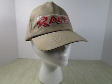 BUCKMASTERS RACK Snap Back ball cap hat Light Brown