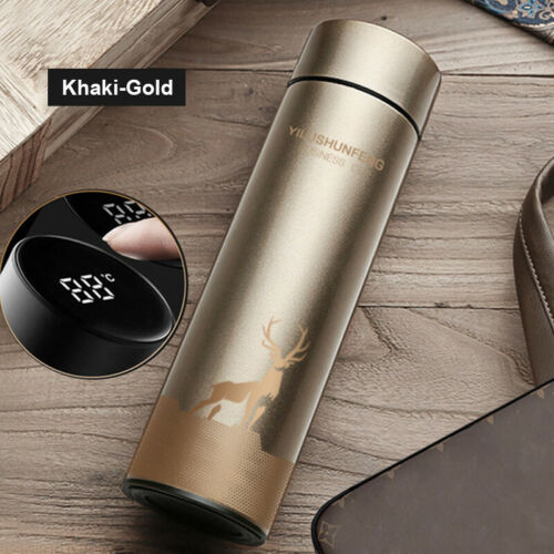 500ml Hot Cold Thermos Bottle Stainless Steel Insulate Vacuum Cup Water Bottle