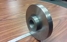 1 12 8 Semi Finished Adapter Plate For 6 Lathe Chucks Adp 06 1128sm New