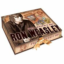 Harry Potter Ron Weasley Artefact Box - Howarts Quidditch Howler Letter Official