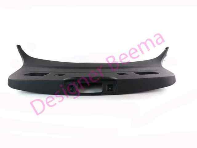 BMW 1/' Series F20 F21 Rear Tailgate Inner Lid Cover Trim JS
