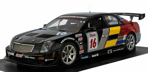 CADILLAC CTS-V WORLD CHALLENGE GT 2004 WINNER SEBRING ANGELELLI  1 18 AUTOART