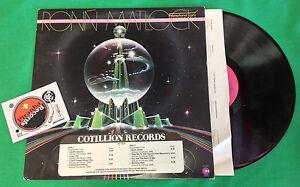 Ronn-Matlock-Love-City-Soul-R-amp-B-LP-PROMO-Cotillion-SD-5213-Piranha-Records