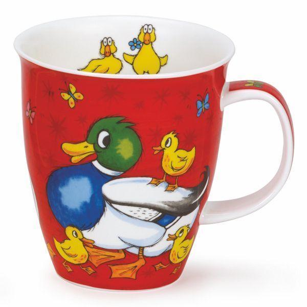 0 Tassen Kaffeebecher 4l Nevis Farmy Dunoon Teetasse Barmy Ente 0nwOPk