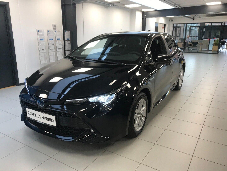 Toyota Corolla 1,8 Hybrid H3 MDS 5d - 259.900 kr.