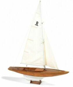 Billing-Boats-B-582-039-Dragen-039-1-12-Scale-Dragon-Class-Yacht-Model-Boat-Kit-NewBox
