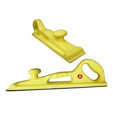 Lijadora de cama larga Bloque De Lijado frotamiento abajo rígido Velcro 70mm X 400mm FMT2095 Nuevo