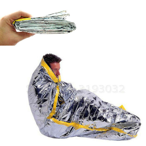 Cycling Camping Hiking Tent Shelter First Aid Emergency Tent Survival Shelter J