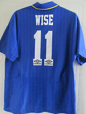 Chelsea 1996-1997 Wise 11 Home Football Shirt Size Extra Large XL /39432
