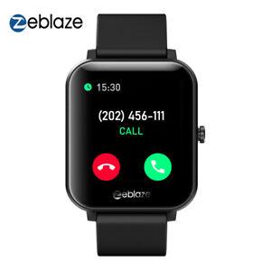 Zeblaze GTS Smart Watch Bluetooth Call IP67 Waterproof IPS Screen DIY Watchface