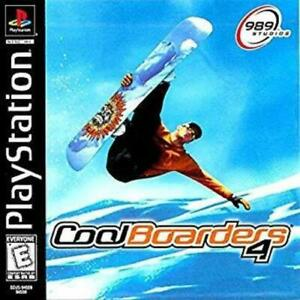 Cool-Boarders-4-Playstation-1-Game-PS1-Used
