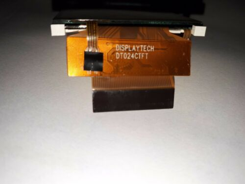 "Displaytech DT024CTFT TFT LCD Colour Display 240 x 320pixel 2.4/"" QVGA"