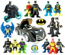 IMAGINEXT Batman DC Justice League Used Figures Loose  *Please Select*