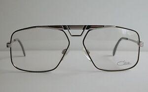 3caa82b1a5e3 Cazal Vintage Eyeglasses -NOS - Model 735- Col.371 - Black   Silver ...